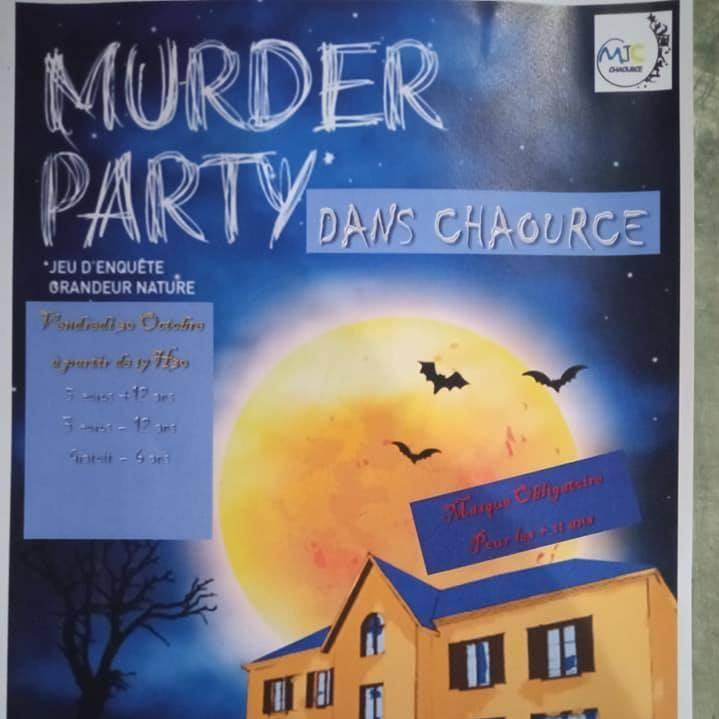 murder chaource
