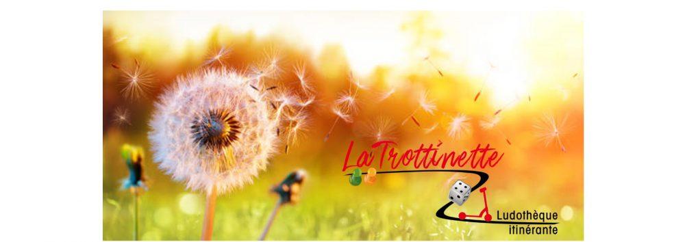 Ludothèque itinérante La Trottinette